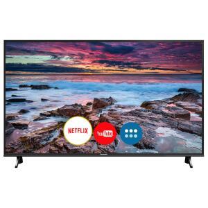 "Smart TV LED Ultra HD 4K Panasonic TC-49FX600B 49"" HDR 3 HDMI 3 USB - R$ 1709"