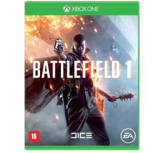 Battlefield 1 Xbox One midia fisica