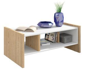 Mesa de Centro Julie - Branco | R$158
