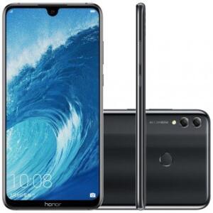 Smartphone Huawei Honor 8X Max 64GB Desbloqueado Preto R$1.196