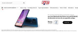 R$ 600 OFF na compra do Motorola One Vision