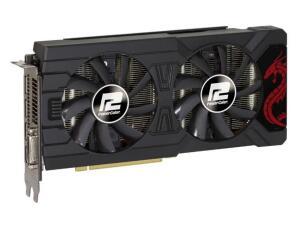 Placa de Video PowerColor Radeon RX 570 4GB GDDR5 Red Dragon 256-bit, AXRX 570 4GBD5-3DHDV2/OC
