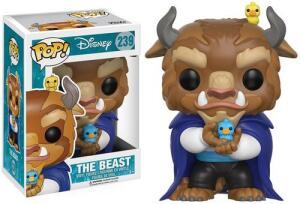 Funko Pop Disney Beauty & The Beast Winter Beast Nc Games | R$80