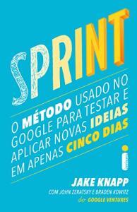 eBook Kindle - Sprint por Jake Knapp - R$6