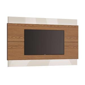 Painel para TV Classic 1.8 Moderno Imcal Freijó/Off White | R$259