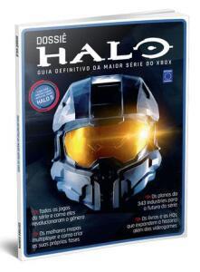 Dossiê Halo: Guia definitivo da maior série do XBOX - R$10
