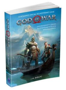 Livro | God Of War - R$25