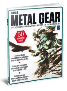 Dossiê Metal Gear - R$10