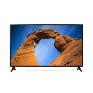 "Smart TV LED LG 43"" 43LK5750 Full HD 2 HDMI 1 USB Webos 4.0 60Hz - R$ 1249"