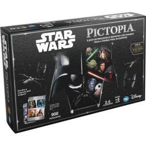 Jogo Star Wars Pictopia - Grow   R$22