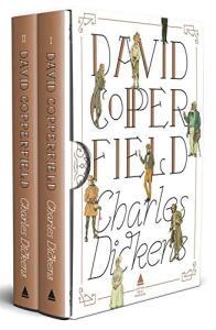 Livro | David Copperfield - Caixa  - R$80