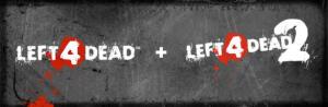 PACOTE LEFT 4 DEAD BUNDLE (1 e 2)