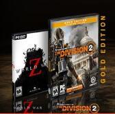 Compre Placas De Vídeo ou Processadores AMD e ganhe 2 games (The Division 2 e World War Z)