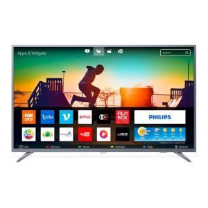 Smart TV LED 50 Polegadas Philips 50PUG6513 4K USB 3 HDMI Netflix por R$ 1795