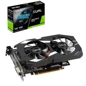 Placa de Vídeo Asus GeForce GTX 1660 TI Dual OC 6Gb GDDR6 192-bit - DUAL-GTX1660TI-O6G   R$1.499