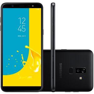 Smartphone Samsung Galaxy J8   R$1.067