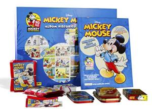 Álbum Mickey 90 Anos - Caixa Premium