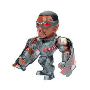 Figura Colecionável 15 Cm - Metals - Disney - Marvel - Civil War - Falcon | R$76