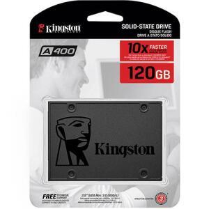 SSD Kingston A400 120GB - BOLETO