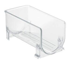 Organizador Geladeira Fridge Plástico Transparente Interdesign