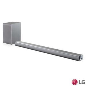 Soundbar LG com 2.1 Canais e 320W - SJ5 | R$899
