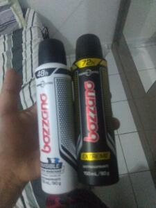 (AMERICANAS LOJA FÍSICA) Desodorante Bozzano 4,99