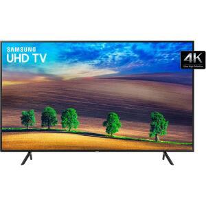 "[AME] Smart TV LED 65"" Samsung Ultra HD 4k UN65NU7100GXZD Solução Inteligente de Cabos HDR Premium Smart Tizen - R$4299 (ou R$3654 com Ame)"