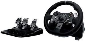Volante Driving Force G920 para Xbox One / PC - Logitech