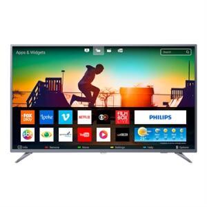 "Smart TV LED 50"" Philips 50PUG6513/78 4K UHD com WI-FI, 2 USB, 3 HDMI, Sleep Timer e 60Hz R$1.804"