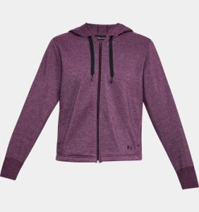 Jaqueta Feminina UA Favorite Fleece Full Zip [PP, P, G] - R$198