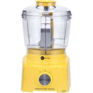 [Cartão Shoptime] Miniprocessador Multitop Amarelo Fun Kitchen - R$80