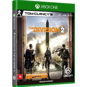 Tom Clancy's The Division 2 - Edição de Lançamento - Xbox One | R$139