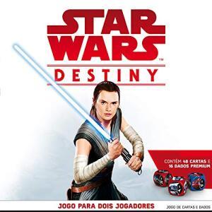 Star Wars Destiny - Pacote Inicial - Jogo para 2 Jogadores - Galápagos Jogos | R$99