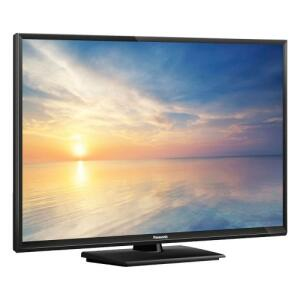 "TV LED 32"" Panasonic TC-32F400B HD 2 HDMI 1 USB Preta com Conversor Digital Integrado por R$753"