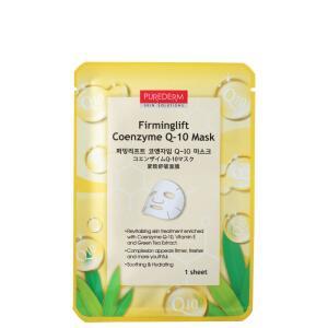 Purederm Firming Lift Coenzyme Q-10 - Máscara Anti-Idade   R$9