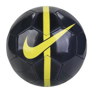 Bola de Futebol Campo Nike Mercurial Fade - Preto e Amarelo | R$50