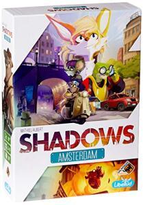 Shadows Amsterdam Galápagos Jogos   R$144