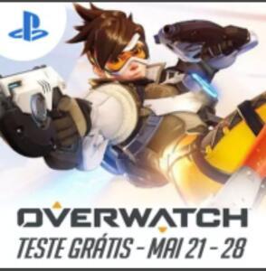 [PC/Xbox One/PS4] Jogo Overwatch (Teste grátis)