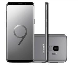 Smartphone S9 128 Gb cinza