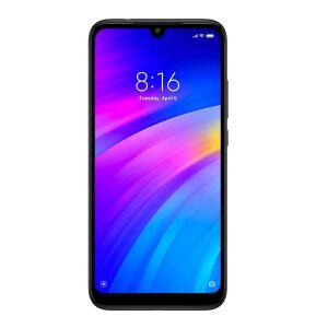 Smartphone Xiaomi Redmi 7 32GB Tela 6.2 4G Câmera 12MP 2MP - Preto | R$797