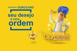 Promoção/Brindes Desejo Ouro Card(Clientes Banco do Brasil - Cartões de Crédito)