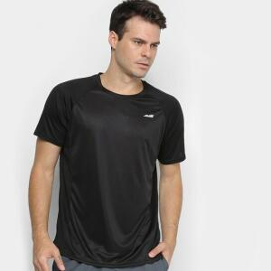 Camiseta Avia Mississipi Masculina - Preto - Compre Agora | Zattini