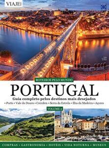 Roteiros pelo Mundo: Portugal - Volume 2  | R$12
