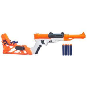 Lançador de Dardos Nerf Hasbro N-Strike - Sharpfire | R$75