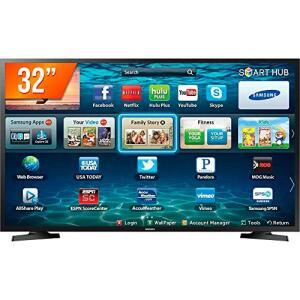 "Samsung LH32BENELGA/ZD Smart TV 32"" LED, HD, HDMI, USB, Wi-Fi por R$ 899"