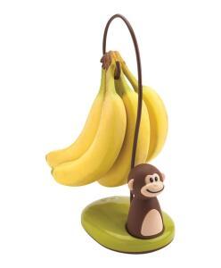 Suporte Mesa P/ Bananas Macaco Marrom - MSC JOIE - R$106