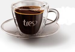 Cafés Filtrados Três  | R$10