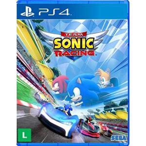 [Pré-Venda]   Team Sonic Racing - PlayStation 4   R$136