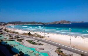 Voos para Cabo Frio, nas férias de julho, saindo de BH. Ida e volta, com taxas incluídas, a partir de R$343