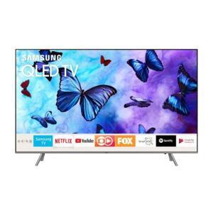 "Smart TV QLED 65"" Samsung QN65Q6FNAGXZD 4K 2 USB 4 HDMI Wi-fi - R$5.899"